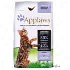 INOpets.com Anything for Pets Parents & Their Pets Applaws Chicken & Duck Cat Food - 2kg