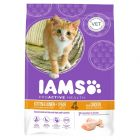 INOpets.com Anything for Pets Parents & Their Pets Iams Proactive Health Kitten & Junior Cat - Roast Chicken - 2.55kg