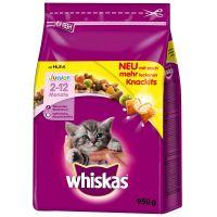 1,9 kg Whiskas Junior Kip kattenvoer