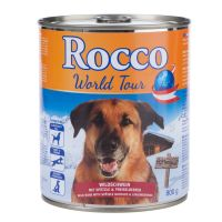 Rocco World Tour: Austria Saver Pack 24 x 800g - Wild Boar with Sp¤tzle Noodles & Lingonberries
