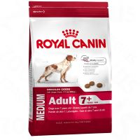 Royal canin medium mature adult 7+ - 15 kg + 3 kg gratis!.