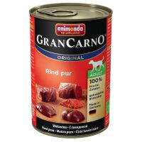Animonda GranCarno Original Adult 6 x 400 g - Multifleisch-Cocktail Preisvergleich