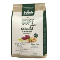 Bosch Soft Mini Venison & Potato HPC Dog Food - 2.5kg