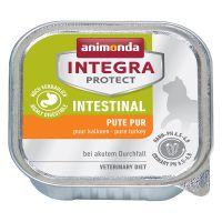Animonda Integra Protect Adult Intestinal Schaaltje Kattenvoer 6 x 100 g Kalkoen