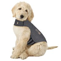 ThunderShirt Dog Anxiety Vest - Grey - L
