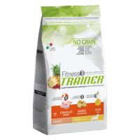 Trainer fitness 3 adult mini no grain coniglio & patate - 2 x 7,5 kg - prezzo top!.