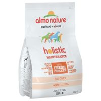 Almo Nature Holistic Small Dog - Adult Chicken & Rice - 2 kg Preisvergleich