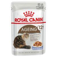Gemischtes Sparpaket Royal Canin Gelee & Sauce 24 x 85 g - Ageing +12 in Sauce und Gelee Preisvergleich