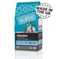 Burns adult original - agnello & riso integrale - - 15 kg.