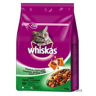 Whiskas Adult Lamm – 4 kg
