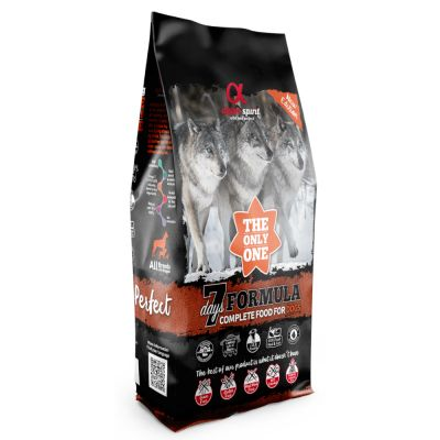 Alpha Spirit The Only One 7 Days - 2 x 12 kg - Pack Ahorro