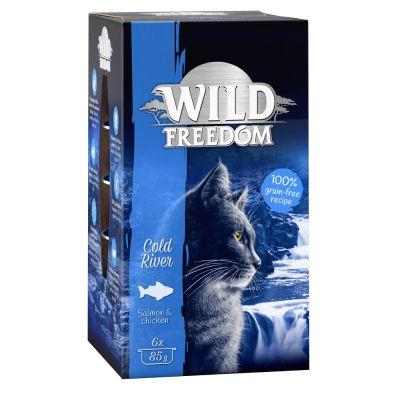 "Wild Freedom Adult Kuipje ""Cold River"" - Koolvis & Kip"