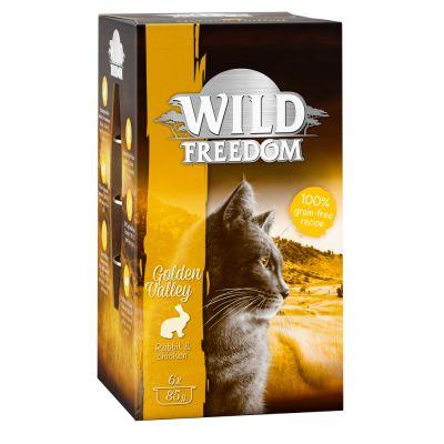 "Wild Freedom Adult Kuipje ""Golden Valley"" - Konijn & Kip"