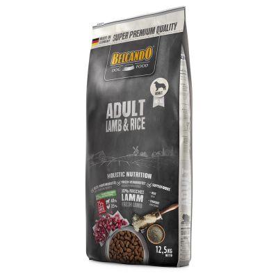 Belcando Adult Lamb & Rice - Säästöpakkaus: 2 x 12,5 kg