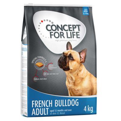 Concept for Life Bulldog francés Adult - 1,5 kg