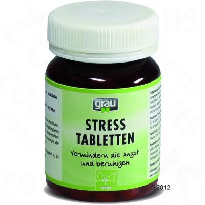 Grau Anti-stress tabletter – 120 tabletter