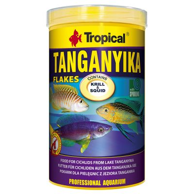 Tropical Tanganyika Flakes 1 l