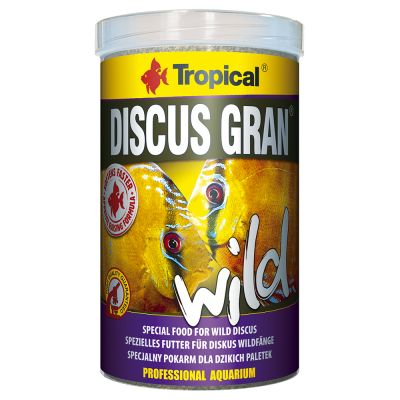 Tropical Discus Wild - 1 l