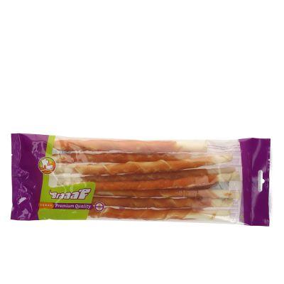 Braaaf palitos enrollados de pollo para perros - 220 g