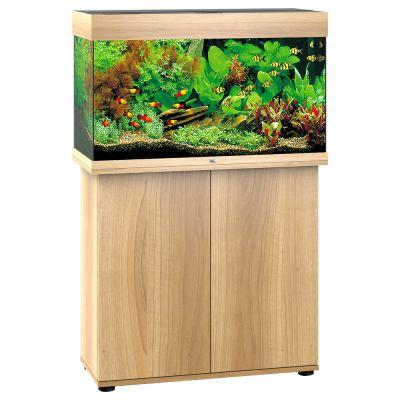 Juwel Rio 125 SBX -akvaario + akvaariokaappi - valkoinen