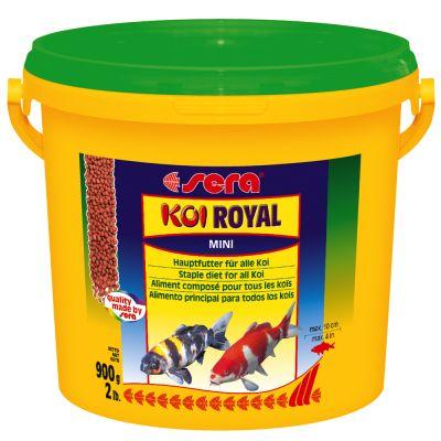 Sera Koi Royal Mini granulat – 3800 ml