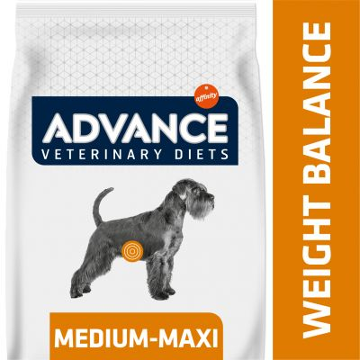 Advance Veterinary Diets Weight Balance - säästöpakkaus: 2 x 12 kg