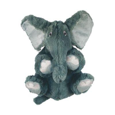 KONG Comfort Kiddos Elephant - XS-koko: P 10 x L 13 x K 15 cm