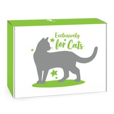 Superbox: Nejexkluzivnější značky pro kočky všech dob - 12-dílný