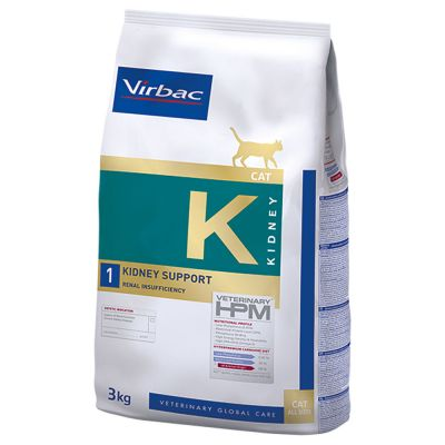 Virbac Veterinary HPM Cat Kidney Support K1