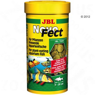 JBL NovoFect fodertabletter – 250 ml