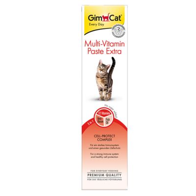 GimCat Multi-Vitamin Paste Extra - 2 x 200 g