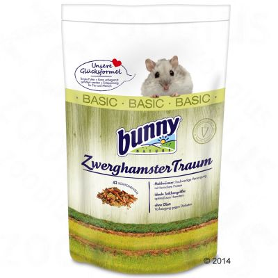 bunny-dwerghamsterdroom-basic-600-g