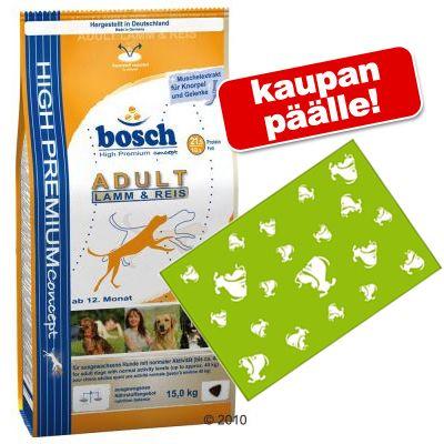 Bunny Traum Basic -marsunruoka + Bunny-heinäherkkupaketti kaupan päälle! – 4 kg