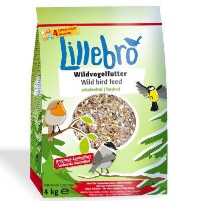 Lillebro-linnunruoka, kuorittu - 4 kg