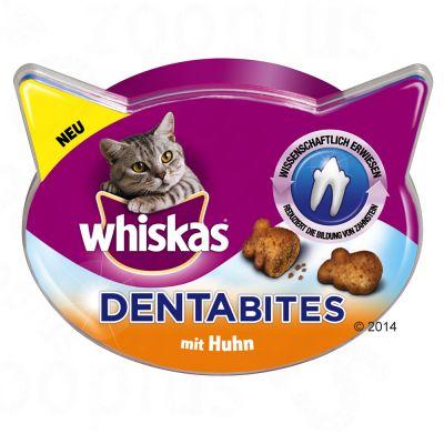 Whiskas Dentabites – Kyckling 40 g