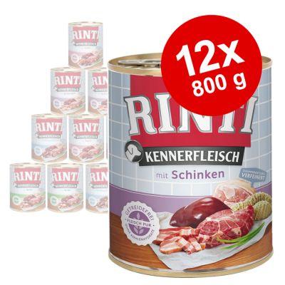 RINTI-lajitelmat 12 x 800 g - lajitelma II