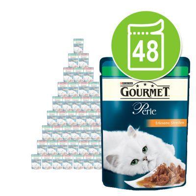 Foto Gourmet Perle 48 x 85 g - Filettini con vitello e verdura