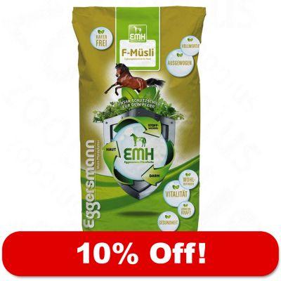 25kg Eggersmann Emh F-muesli - 10% Off!* - 25kg