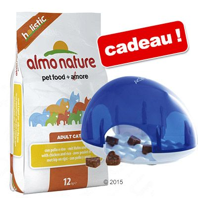 Chat Croquettes Almo Nature