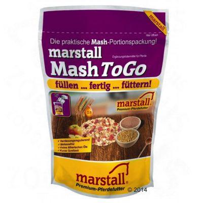 Marstall MashToGo – 40 x 500 g (2 x 10 kg säck)