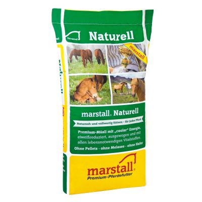 Marstall Naturel - Dubbelpak: 2 x 15 kg