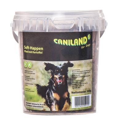 Caniland Soft Pferd-Happen getreidefrei