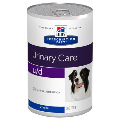 Hill´s Prescription Diet Canine u/d Urinary Care Original - 12 x 370 g