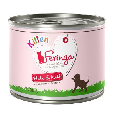 Multipack Feringa Menü Kitten 24 x 200 g