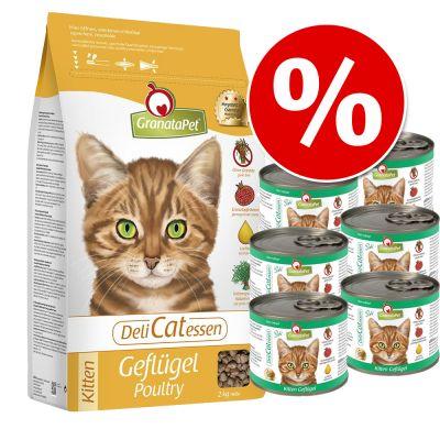 GranataPet Kitten -paketti - siipikarja
