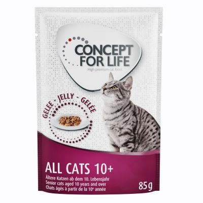 Concept for Life All Cats 10+ - in Gelee