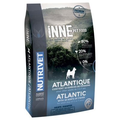 Nutrivet Inne Dog Atlantic - säästöpakkaus: 2 x 12 kg