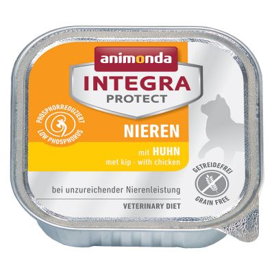 Animonda Integra Protect Adult Renal -rasiat - 12 x 100 g nauta