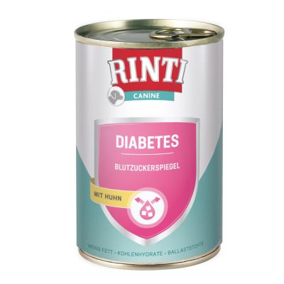 RINTI Canine Diabetes Chicken 400 g - 6 x 400 g