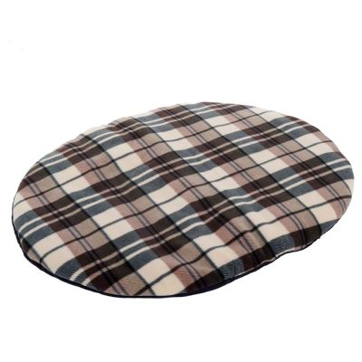 Tartan-koirantyyny - P 110 x L 80 x K 7 cm